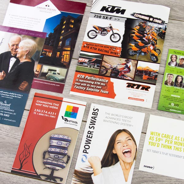 Flyers and Direct Mail Printing